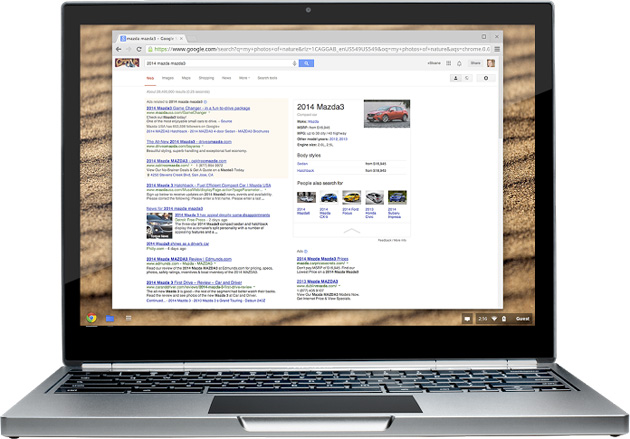 Google Search Now Helps with Car Prices and Stats