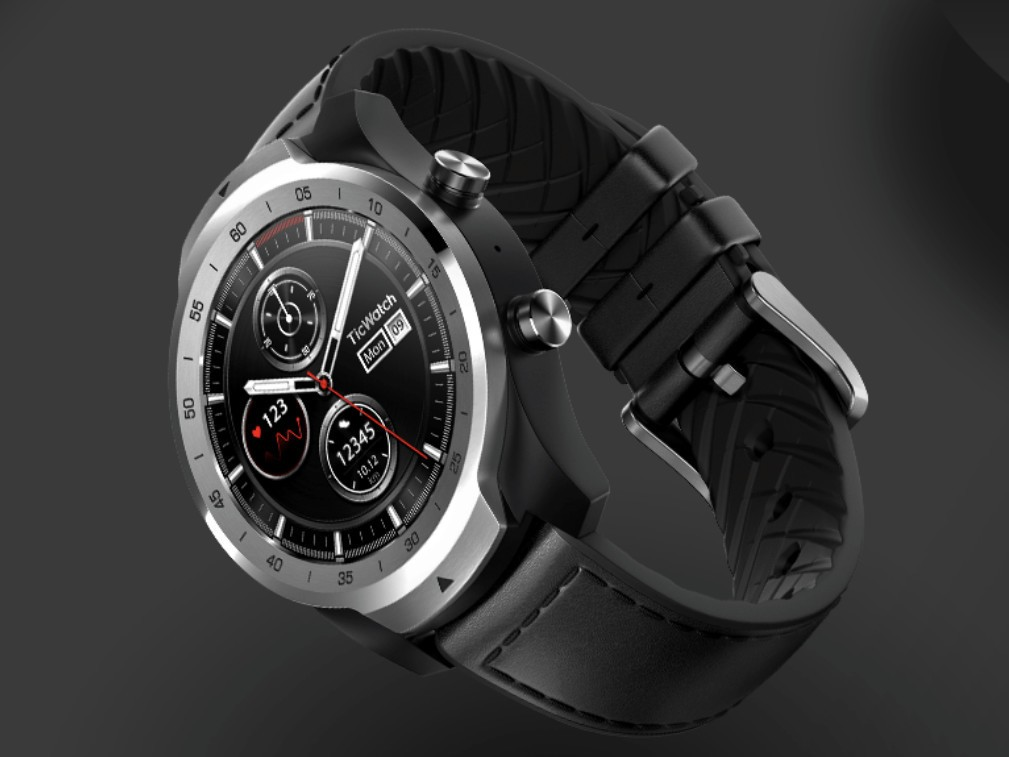 TicWatch Pro Wear OS SmartWatch